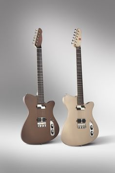 Tao Guitars - T-Bucket. Really dig this take on the tele body. I think the bridge would look better with Mastery Saddles vs the vintage style.