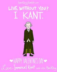 Valentine's Day Cards Inspired by Historical Figures