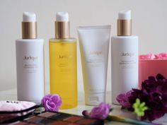 There is nothing nicer than being able to find a cleanser that is just perfect for your skins needs. no drying, just a beautiful cleanse that leaves your skin ready for its next step. Jurlique recently released a… Jurlique, Cleansers, Your Perfect, Finding Yourself, Perfume Bottles, Skincare, Range, Beauty, Cookers