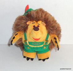 "Disney Toy Story Mr Pricklepants Plush Hedgehog 7"" Thinkway Toys #disney #stuffedanimals"
