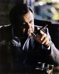 Paul Cicero - Cigar Smoker