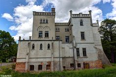 Castle D (PL) May 2014 Abandoned castle in Poland urbex decay Photo by: Jascha Hoste