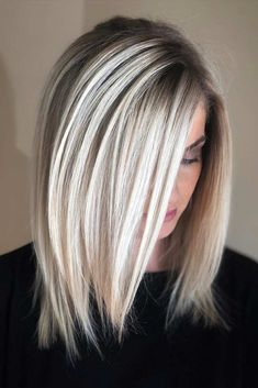 Bob Hairstyles: Perfect Haircut for All Hair Length and Types ★ Straight Hair Bob Hairstyles Picture 3 ★ See more: http://glaminati.com/bob-hairstyles/ #bobhairstyles #bobhaircut