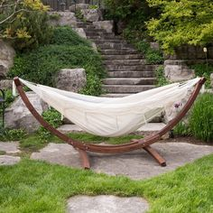 online shopping for Holyoke Double Camping Hammock Stand Bay Isle Home from top store. See new offer for Holyoke Double Camping Hammock Stand Bay Isle Home Outdoor Hammock, Hammock Chair, Hammock Stand, Swinging Chair, Camping Hammock, Backyard Hammock, Cozy Backyard, Indoor Outdoor, Pools