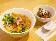 vegan ramen in Tokyo Vegan Ramen in TokyoVegan Ramen in Tokyo Noodles, Tokyo, Restaurant, Ethnic Recipes, Japan, Food, Travel, Vegan Ramen, Rezepte