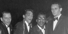Jack Pack, Joey Bishop, Peter Lawford, Sands Hotel, Dean Martin, How To Be Likeable, Deconstruction, Jfk
