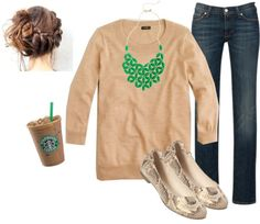 """9.03.12"" by oregonmiss ❤ liked on Polyvore"