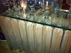 Look! A Radiator Coffee Table