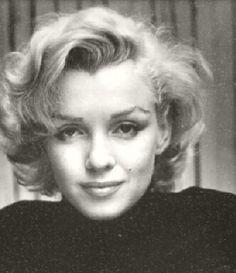Marilyn Monroe...I see heartbrake in her eyes-a.e.