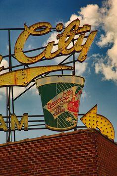 The City, Cream City