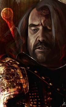 New Gallery Addition: Sandor Clegane ‹ Ignacio de la Calle Got Dragons, Mother Of Dragons, Game Of Thrones Cards, Dark Art Illustrations, George Rr Martin, Wolf, King In The North, Jaime Lannister, Graphic Artwork