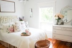 Guest Bedroom, white