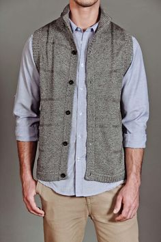 Carapace Hooded Vest Black/White
