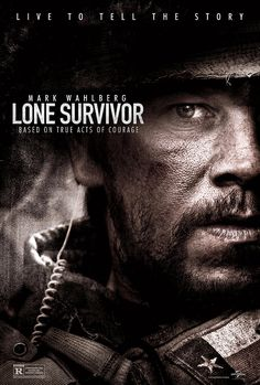 Lone Survivor, one of the best movies I have ever seen. Everyone should watch this to see what our soilders go through
