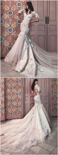 Galia Lahav Wedding Dresses 2018 Victorian Affinity Collection - Ms. Genesis