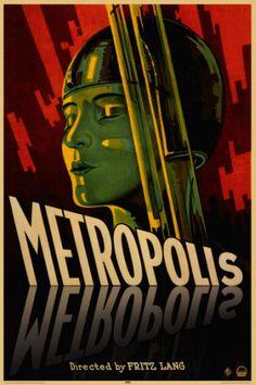 Metropolis (S) Poster