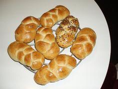 0026. houstičky od monikahor - recept pro domácí pekárnu Pretzel Bites, Bread, Cookies, Baking, Food, Crack Crackers, Brot, Biscuits, Bakken