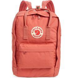 Fjällräven Kånken 15-Inch Laptop Backpack | Nordstrom Fjallraven, Best Laptop Backpack, Summer Dress, Outfit Trends, Outfit Ideas, Cute Backpacks, Ravenna, School Supplies, Backpacks