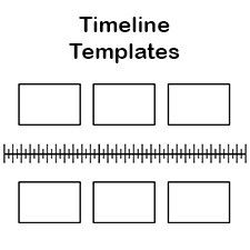 kids graphics templates assessment student forward time line templates