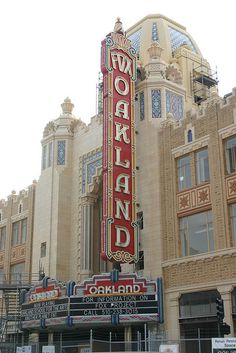 THS Conclave - Oakland Fox Theatre by Theatre Historical Society, via Flickr