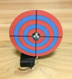Laser Shooting Game #tech #arduino