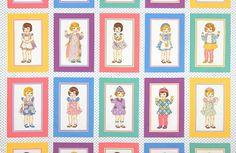 ADZ-14659-200 by Darlene Zimmerman from Penny and Friends: Robert Kaufman Fabric Company