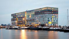(New) living area in Amsterdam, the Silodam!