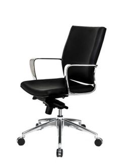 Shop Staples® for At The Office Series 11 Leather High Quality Mid-Back Conference Chair W/Locking Tilt Control, Black Alterna and enjoy everyday low prices, plus FREE shipping on orders over $39.99. http://www.staples.com/ATO-Series-11-Leather-High-Quality-Mid-Back-Conference-Chair-W-Locking/product_395716