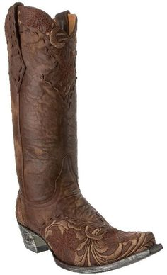 Womens Old Gringo Boots Erin