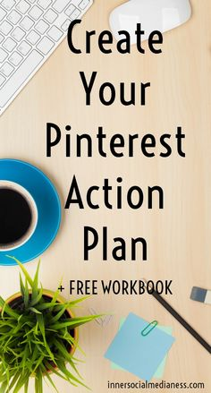Click through to get a step-by-step process to create, plan and achieve a Pinterest Action Plan with this FREE workbook! If you need some motivation to use Pinterest to launch a new program, grow your email list or whatever ... it starts with this workbook and one simple goal.