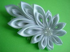 Hair Clip http://www.etsy.com/listing/78558748/comet-white-bridal-kanzashi-hair-clip?ref=sr_gallery_9&ga_search_submit=&ga_search_query=hair&ga_view_type=gallery&ga_page=4&ga_search_type=all&ga_facet=
