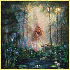 The Wishing Pool Fairy...