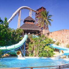 5 segundos de pura adrenalina em um desses toboáguas. Só no Beach Park!  #HupaeHopa #BeachPark #Fun