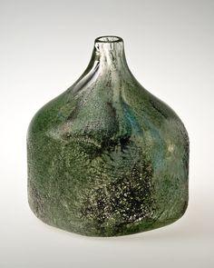 Vase Kunstner: Motzfeldt, Benny (Anette) Fredrikstad, Norway, Glass Art, Pottery, Ceramics, Artist, Beautiful, Color, Design