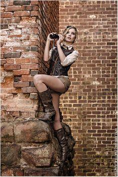 Amy Steamy: Three walker1812