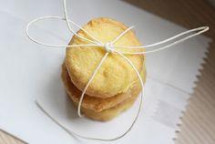 Colazione per tutti: Biscotti di riso al profumo di cocco