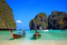 Ko Phi Phi Leh Island, Thailand