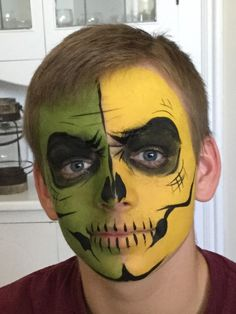 Green Bay · Face Painting Designs f6f153547