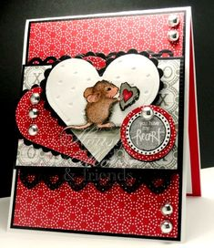 You have my Heart!!! by Cards_By_America - Cards and Paper Crafts at Splitcoaststampers