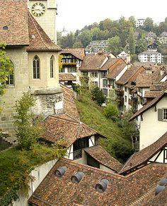 Bern, Switzerland Copyright: Chuck Corbett