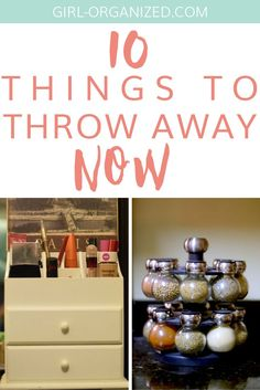 Start the New Year Right: 10 Things to Throw Out Now