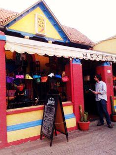 Restaurante Mexicano, Chile