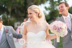 Oh So Pretty! Lindsey and Chip's Wedding – April 6th – Winter Park, Florida - Liga Photography