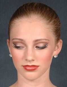 60 Best Dance Makeup Images Beauty Makeup Perfect Makeup Eyeshadow