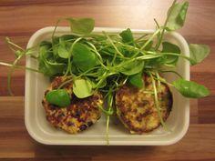 Gemüse-Puffer