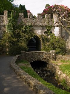 Castle Gate, Tollymore Forest,  Bryansford, Northern Ireland
