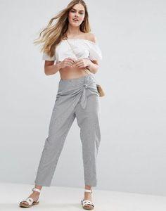 Womens pants   Chinos & cropped pants   ASOS