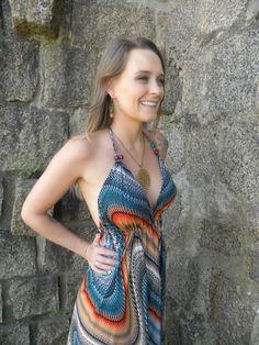 Vestido Deusa Longo 2