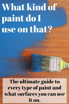 Some ideas for Diy furniture painting projects, painted furniture, and easy diy furniture projects. Paint Types, Types Of Painting, Painting Tips, Painting On Wood, Painting Classes, Diy Furniture Easy, Diy Furniture Projects, Paint Furniture, Repurposed Furniture