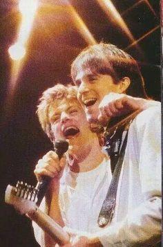 Bryan Adams & Keith Scott